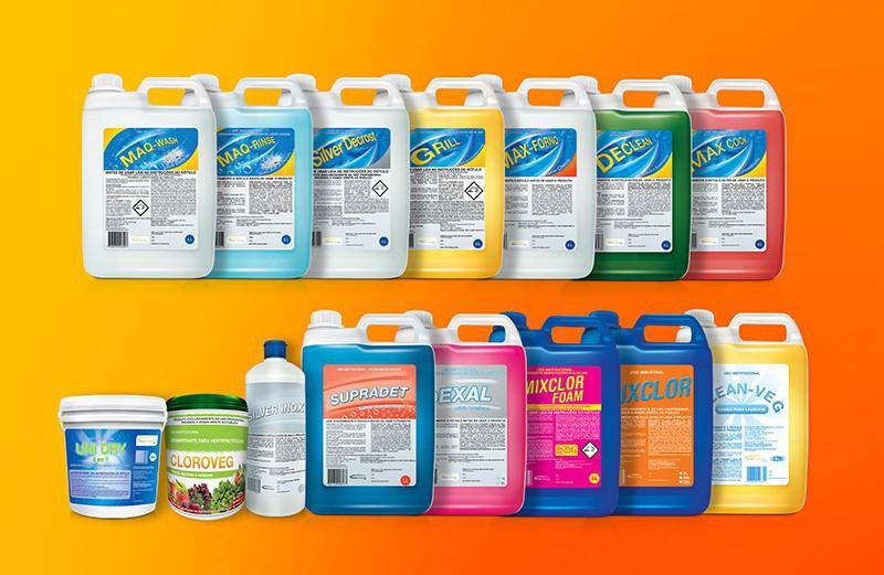 fabrica de produtos para higienização de cozinha